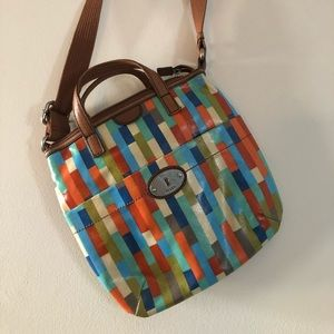 Fossil Key Per Cross-Body Bag